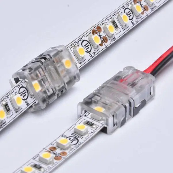 8mm 2pin led strip connector