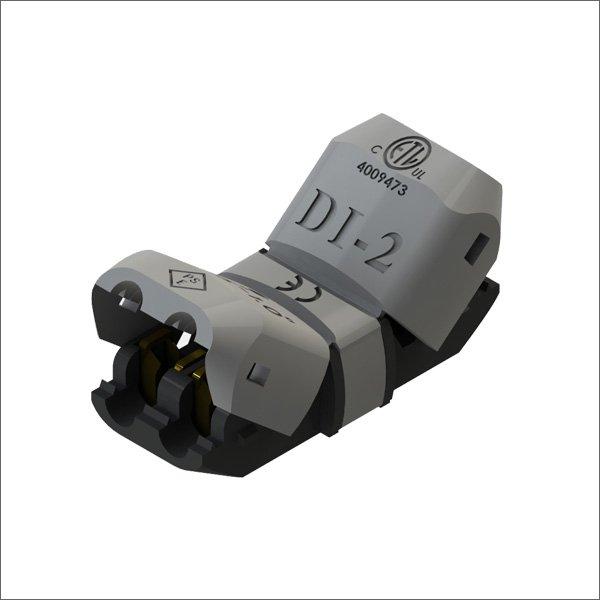 Speaker wire connectors low voltage automotive solderless butt connectors JWT-DI2